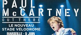 Dominique, kiné de Paul Mac Cartney pour son spectacle au Vélodrome de Marseille