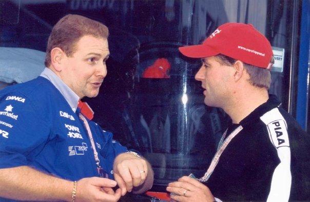 Jos Verstappen. Tyrrell. 1997