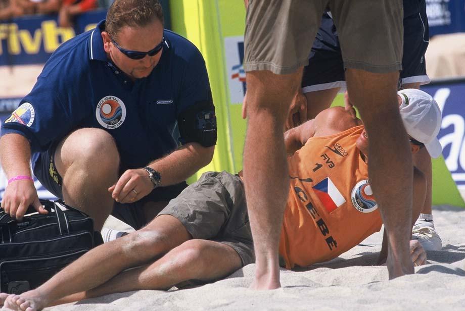 Beach Volley Ball World Series 13. 2000